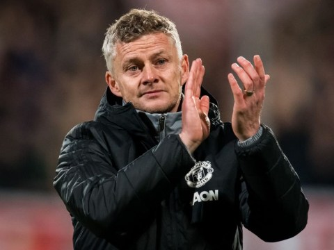 Ole Gunnar Solskjaer would consider stepping down if it was in Manchester United's best interests