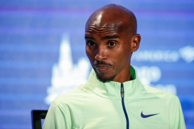Mo Farah insists his name is not tarnished by links to Alberto Salazar