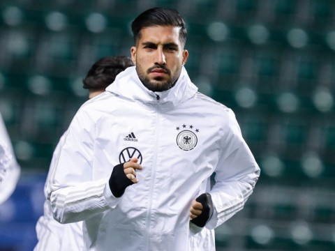 Emre Can keen on Manchester United move after contact is made with entourage