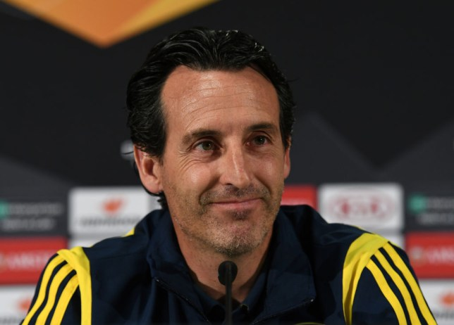 Unai Emery has been backed to lead Arsenal to a top-four finish