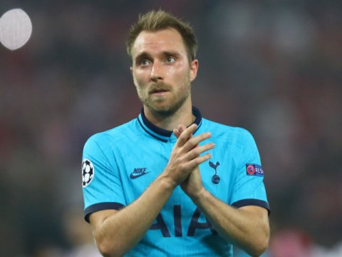 Manchester United planning January move for Tottenham star Christian Eriksen