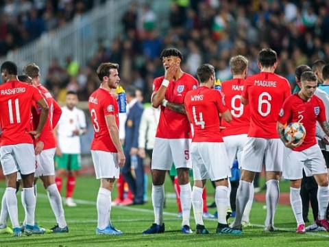 UEFA charges Bulgaria with racism and England with two offences after disrupted Euro 2020 qualifier