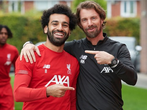 Jurgen Klopp provides Mohamed Salah and Alisson injury updates ahead of Man Utd v Liverpool