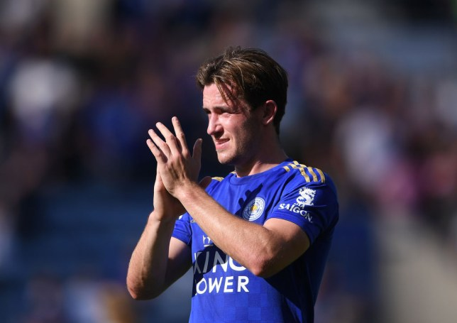 Liverpool have long been interested in Leicester full-back Ben Chilwell