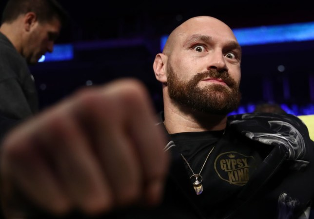 Tyson Fury says Conor McGregor will train him as he moves into MMA