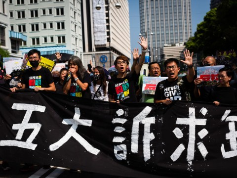 Like Brexit, the Hong Kong protests are creating rifts within families