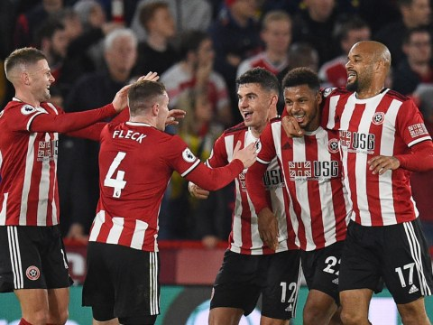 Sheffield United 1-0 Arsenal: Lys Mousset strikes from close-range to down Gunners