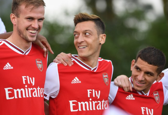 Arsenal are ready to sell or loan out Mesut Ozil in January