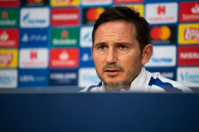 Chelsea boss Frank Lampard has provided N'Golo Kante and Ross Barkley injury updates