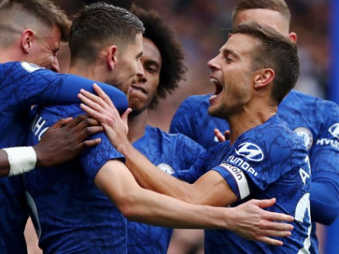 Cesar Azpilicueta heaps praise on Chelsea team-mate Jorginho