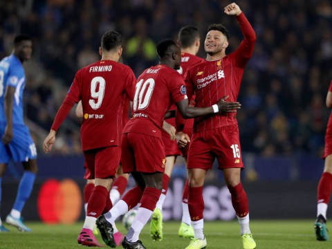 Alex Oxlade-Chamberlain steals the show as Liverpool show their flair in comfortable win over Genk