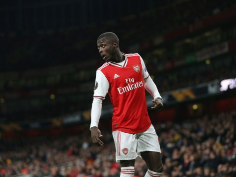 Nicolas Pepe makes Pierre-Emerick Aubameyang & Alexandre Lacazette plea to Unai Emery