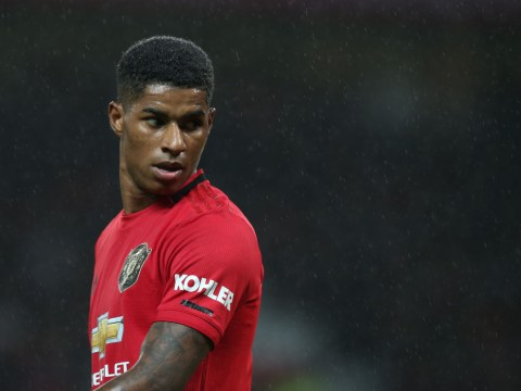 Marcus Rashford isn't a centre forward because he 'doesn't want to play with his back to goal', says Andy Cole