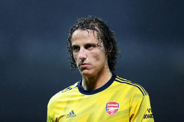 Charlie Nicholas has mocked Arsenal defender David Luiz