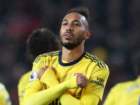 The stats that show how reliant Arsenal have become on Pierre-Emerick Aubameyang