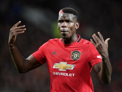 Manchester United star Paul Pogba could miss Newcastle clash after injury setback against Arsenal