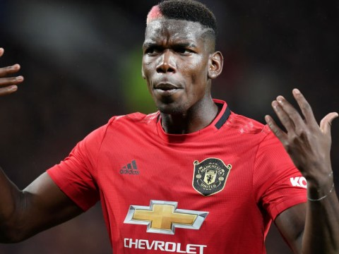 Paul Pogba, Aaron Wan-Bissaka and Anthony Martial all in contention to face Liverpool