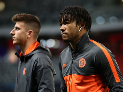 Frank Lampard praises Chelsea youngsters and explains Reece James substitution against Lille