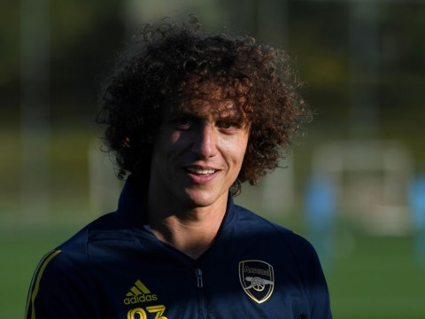 David Luiz reveals disagreement with Frank Lampard before leaving Chelsea for Arsenal