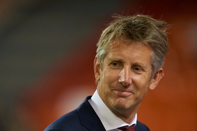 Edwin Van der Sar open to Manchester United return in the future