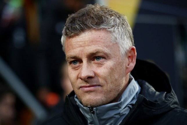 Ole Gunnar Solskjaer has revealed how close Manchester United came to signing a striker