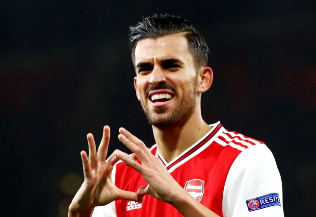 Arsenal talking to Dani Ceballos about extending his loan rather than buying him