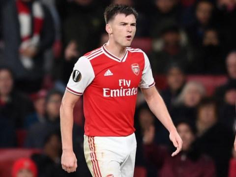 Arsenal new boy Kieran Tierney has put Sead Kolasinac 'under pressure', says Martin Keown