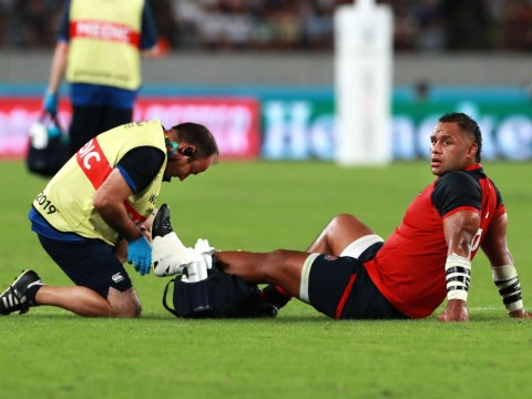 Eddie Jones provides update on Billy Vunipola injury after England win