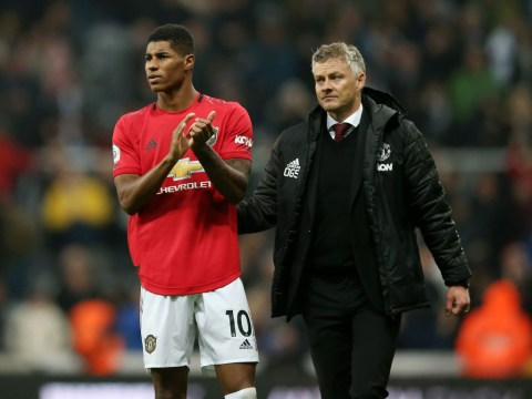 Ole Gunnar Solskjaer hints he could change system to get the best out of Marcus Rashford