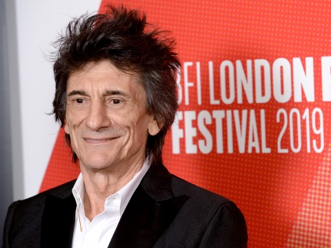Rolling Stones legend Ronnie Wood admits he's shocked to still be alive at 72