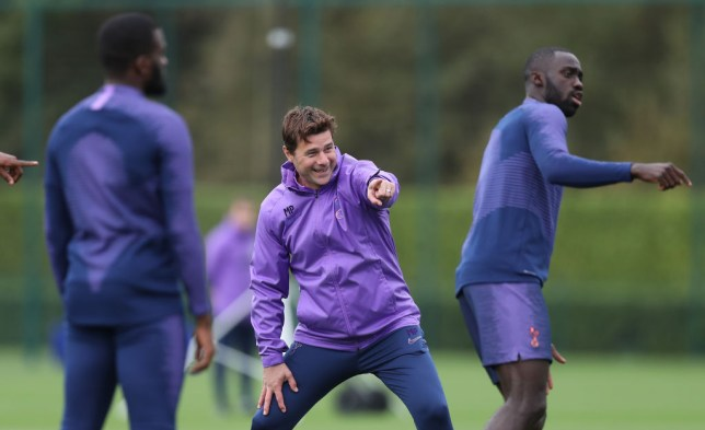Mauricio Pochettino Insists Spurs Players Are Behind Him After Whatsapp Dinner Invite Metro News