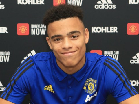Mason Greenwood signs four-year contract extension with Manchester United
