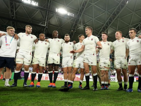 What Owen Farrell told England team-mates after Rugby World Cup quarter-final win over Australia