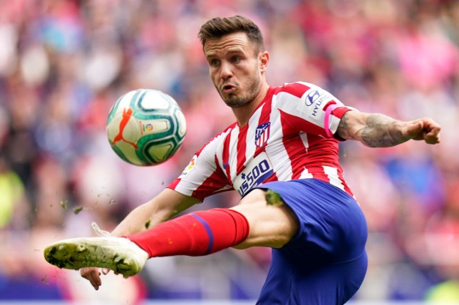 Manchester United target Saul Niguez as part of £300million transfer rebuild
