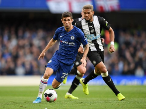 Christian Pulisic speaks out on his lack of goals at Chelsea