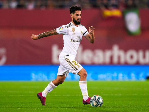 Real Madrid expect Arsenal and Man City to launch Isco transfer moves