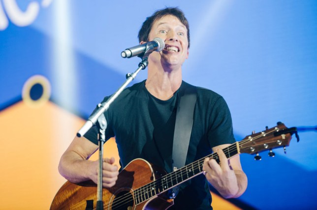 James Blunt under fire for claiming 'Brexit won't change our lives'
