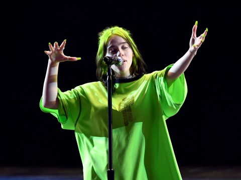Billie Eilish didn't think Bury A Friend would be a success because it's about death