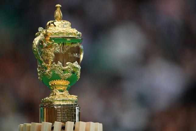 An image of the Rugby World Cup