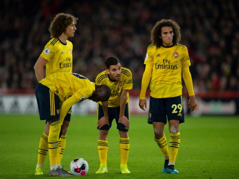 What is Unai Emery's best Arsenal XI and why isn't he playing it?