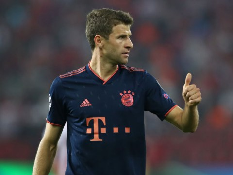 Thomas Muller responds to Manchester United transfer speculation after Bayern Munich win