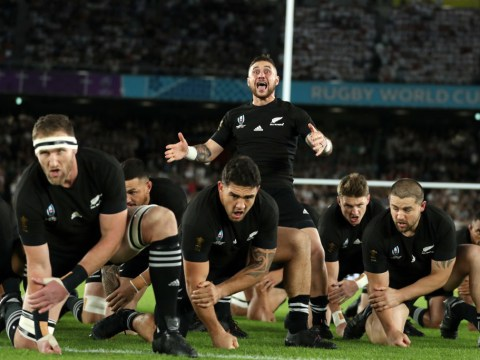 Owen Farrell explains England's response to New Zealand haka during Rugby World Cup semi-final