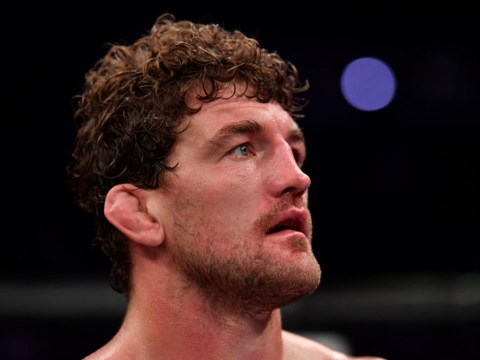 Ben Askren addresses his future after submission loss to Demian Maia at UFC Singapore