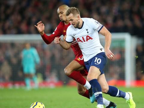 Harry Kane bemoans Tottenham's lack of bravery in defeat at Liverpool