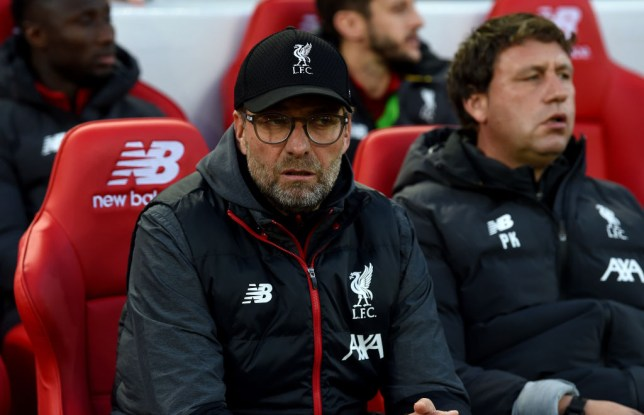 Jurgen Klopp watches on as Liverpool beat Tottenham Hotspur