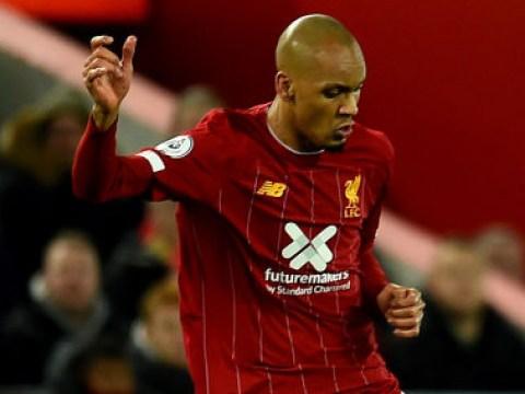 Jordan Henderson hails 'perfect' Fabinho after Liverpool's victory Tottenham