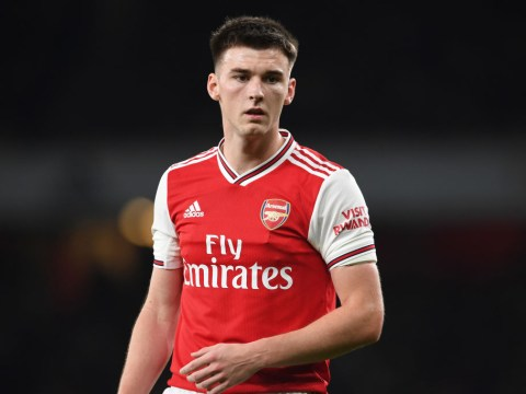 Arsenal's Kieran Tierney 'idolises Scott Brown and everything he does,' says former Celtic striker