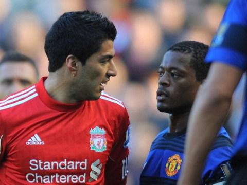 Patrice Evra reveals death threats from jailed Liverpool fans after Luis Suarez racist abuse