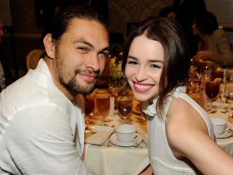 Game Of Thrones stars Jason Momoa and Emilia Clarke to reunite on The Graham Norton Show