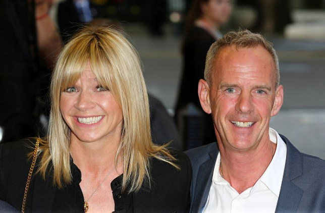 Zoe Ball and ex-husband Fatboy Slim support son Woody with special message ahead of The Circle final
